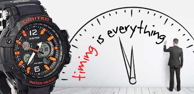 Perlukah? Bagaimana Anda Menghargai Waktu !!