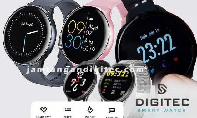 Keunggulan dan Kelebihan Jam Tangan Smartwatch Digitec