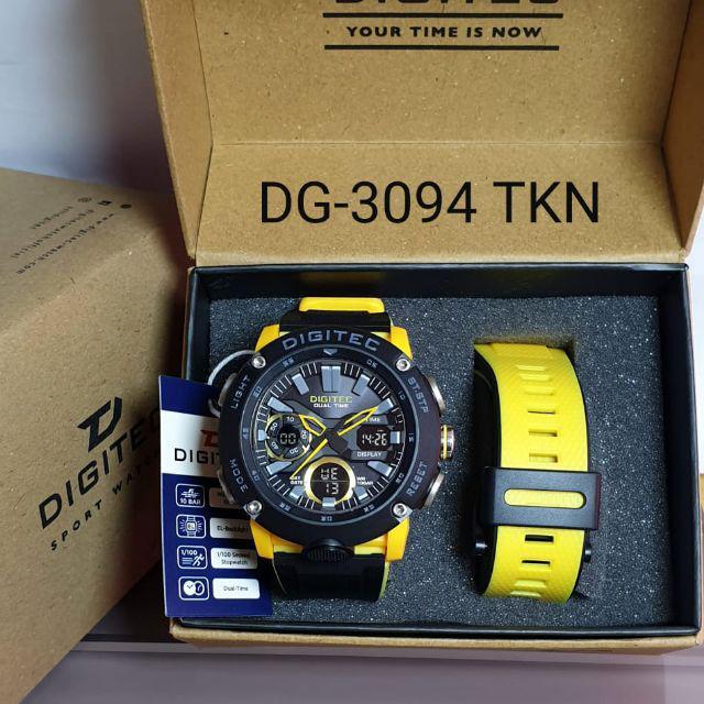 Review Jam Digitec DG3094T Dualtime! New Design!
