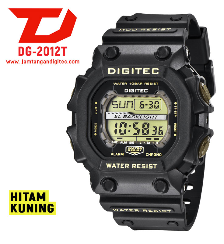 Review Digitec DG-2012T [Monster] & Tutorial Setting