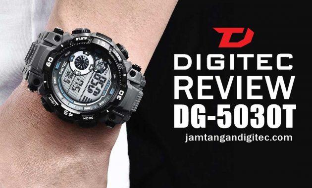 Review Jam Digitec DG-5030T Terbaru 2021